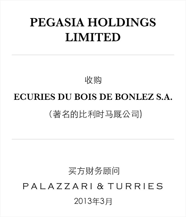 Image Pegasia Holdings