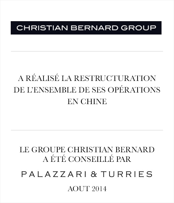 Image Christian Bernard Group