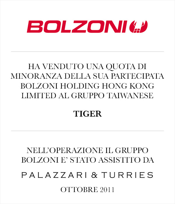 Image Bolzoni Auramo Group